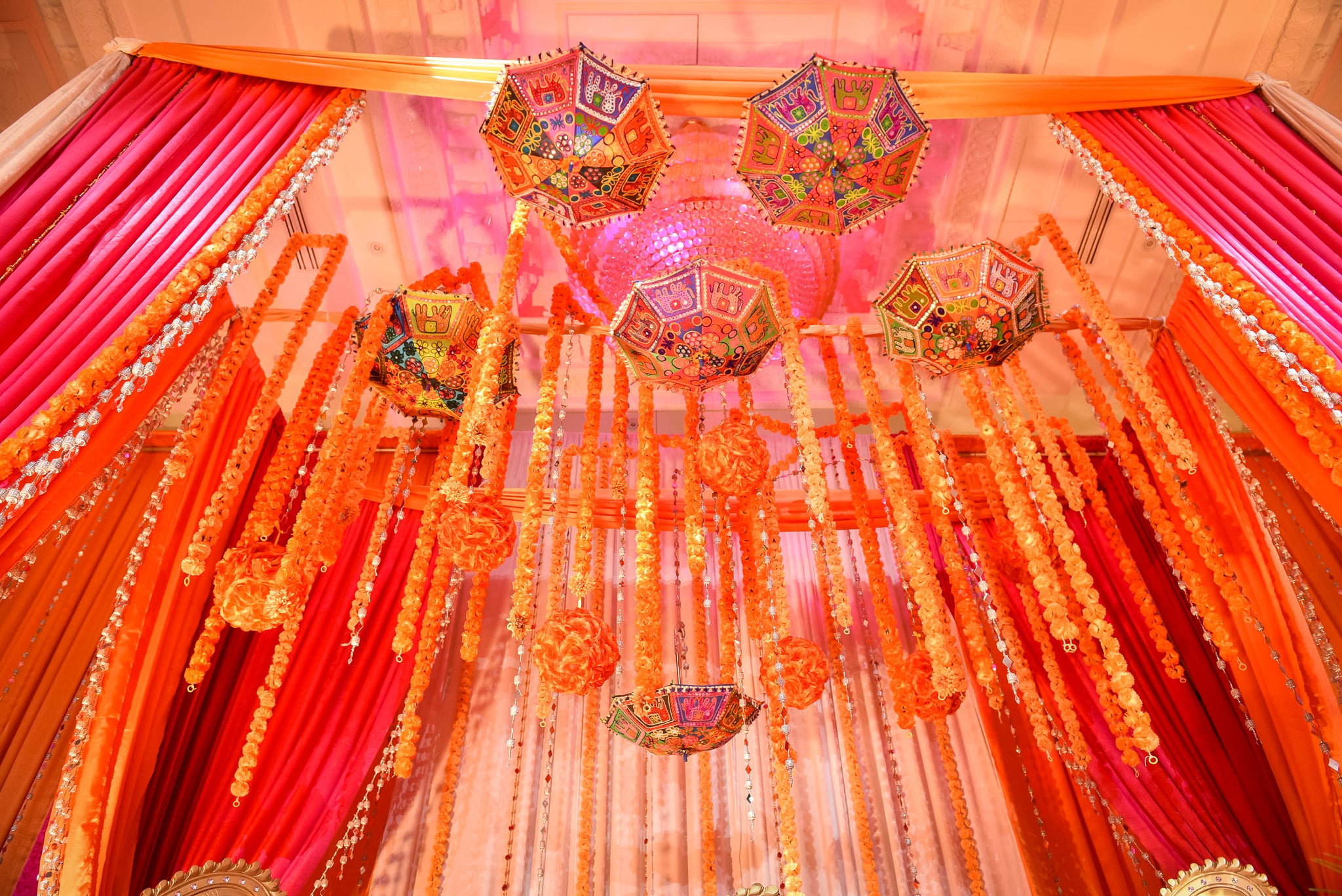 Marigolds In Indian Weddings | What Do Wedding Flowers Symbolize?