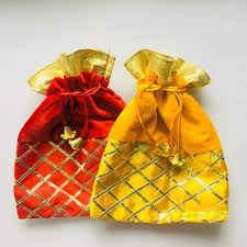 Indian Favor Bags Wholesale