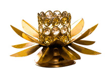 Crystal_lotus_candle_holders