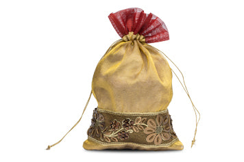 Bling and Bells - Indian Favor Bags