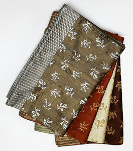 Leaf Table runners