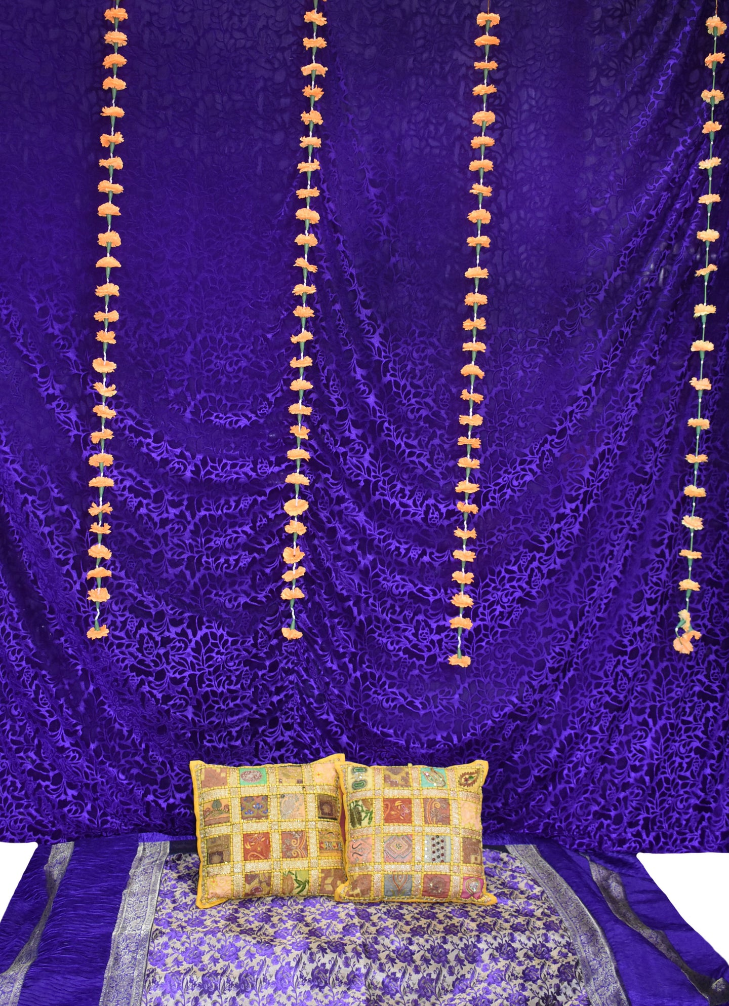 Velvet Purple Backdrop_toronto_wedding_rentals