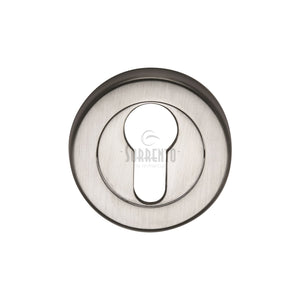 Sorrento Euro Profile Cylinder Escutcheon