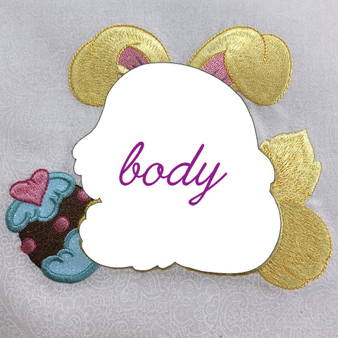 SVG cutting files for applique SewInspiredByBonnie.com