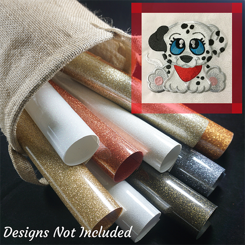 Bark Buddies GlitterFlex Bundle at Sew Inspired by Bonnie