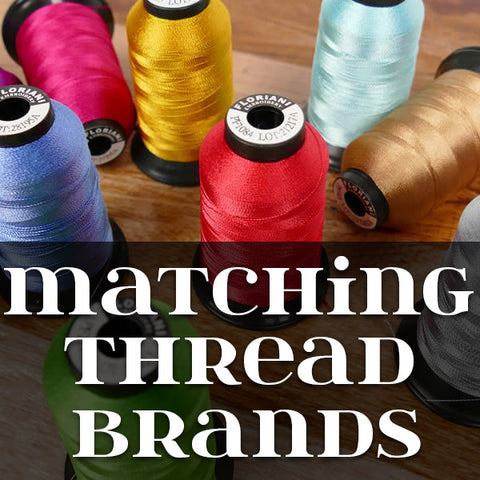 Sew Inspired by Bonnie Matching Thread Brands
