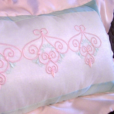 Iron and Lace machine embroidery designs by Sew Inspired by Bonnie