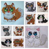 Purr-fect Buddies 5x7 Set