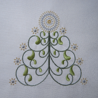 Filigree Christmas Trees