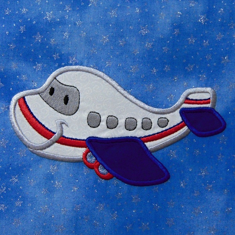 Airplane Adventures 5x7