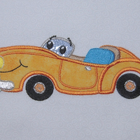 Car Buddies 5x7