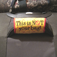 Luggage ID Wraps Set 2 5x7