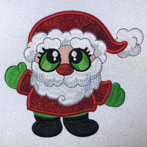 Santa Buddies 5x7 Set