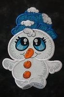Snow Buddies 5x7