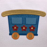 Train Buddies 5x7 Set