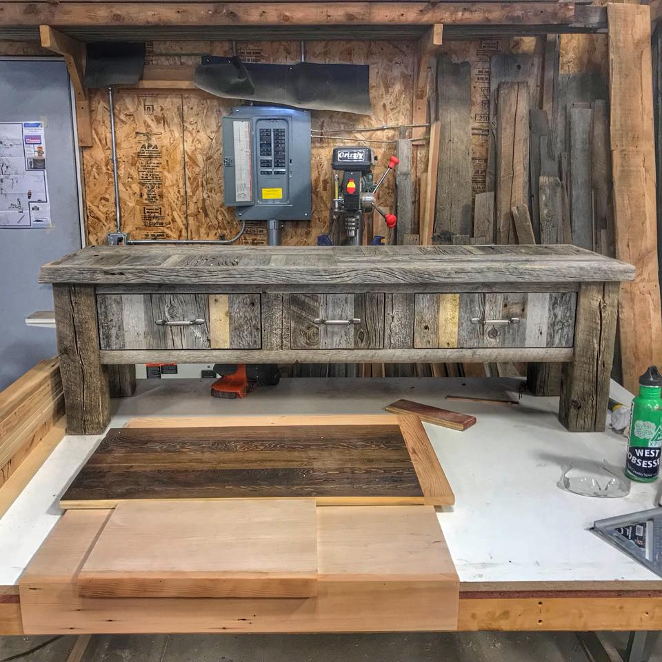 From Shop To Showroom | Mortise + Tenon Woodworks