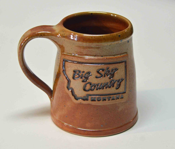 Big Sky Country Patch Mug