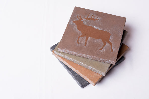 Elk Coaster Set