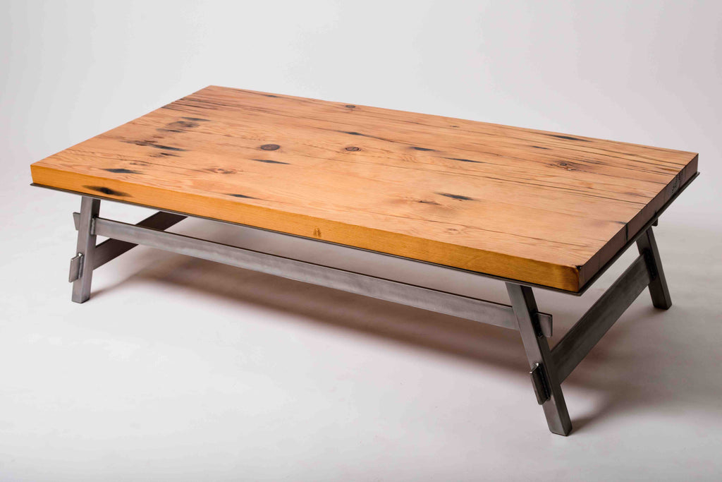 72325ddfb60 Pedestal Coffee Table – Mortise + Tenon Woodworks
