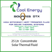 Solaris DTX 25L Inhibited Glycol CE-SOLDTX25