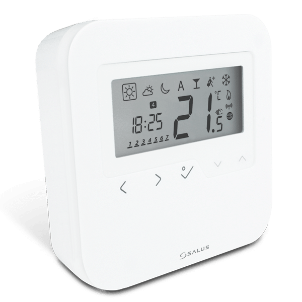 HTRP-RF(50) Wireless Digital Programmable Thermostat - Smart Range