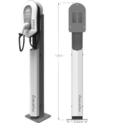 myenergi - Mounting Post Zappi EV Charger CE-SMPOST