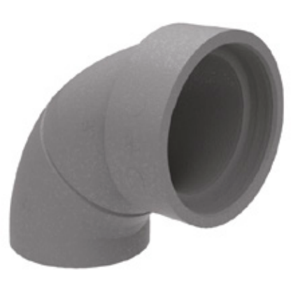180mm EPP Duct 90 Degree Elbow