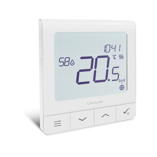 SQ610 SALUS Quantum Thermostat - Smart Range
