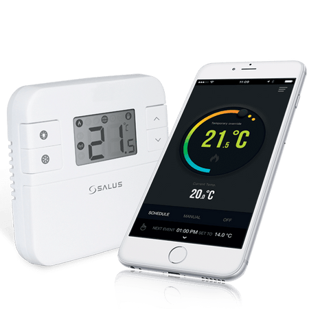 RT310i Smartphone Thermostat - Smart Range