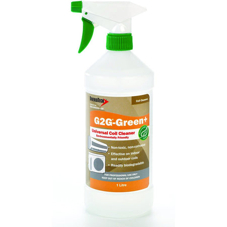 G2G Heat Pump Coil Cleaner Spray- CE-G2G-GREEN+-G
