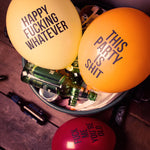 Funny  Abusive Balloons