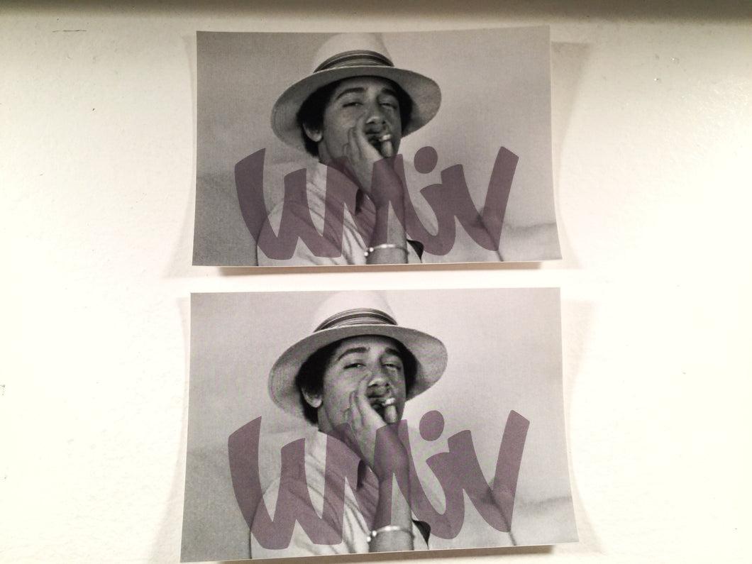 WMIV- LIMITED OBAMACARE STICKER PACK
