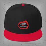 """Red Pill"" Snapback Hat"
