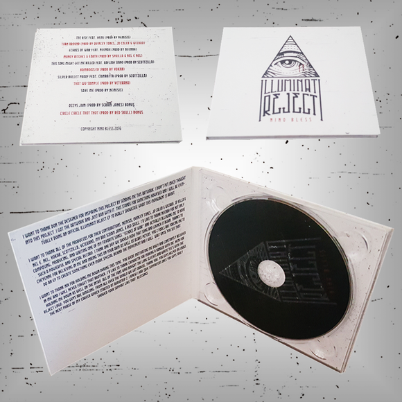 Illuminati Reject CD