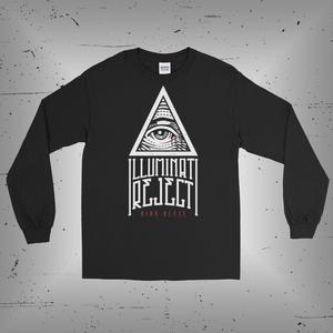 Illuminati Reject Long-Sleeve Tee