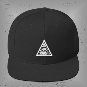 Illuminati Reject Snapback Hat