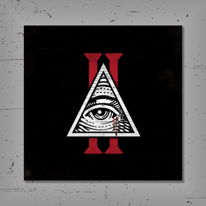 Illuminati Reject II - Limited Edition CD