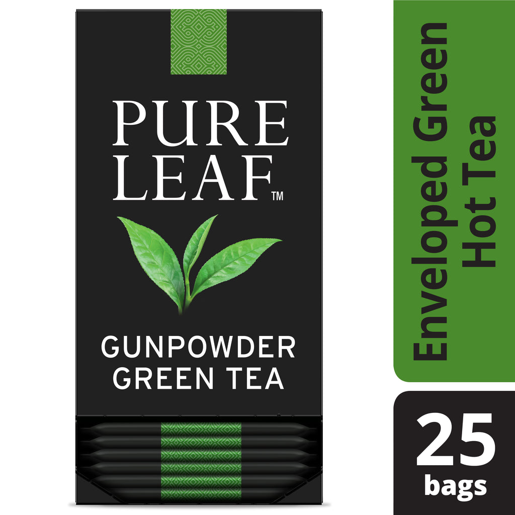 Pure Leaf Gunpowder Green Tea 25 Count