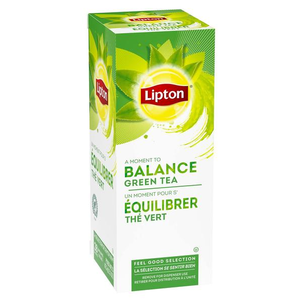 Lipton Hot Tea Bags Green Tea 28 Count