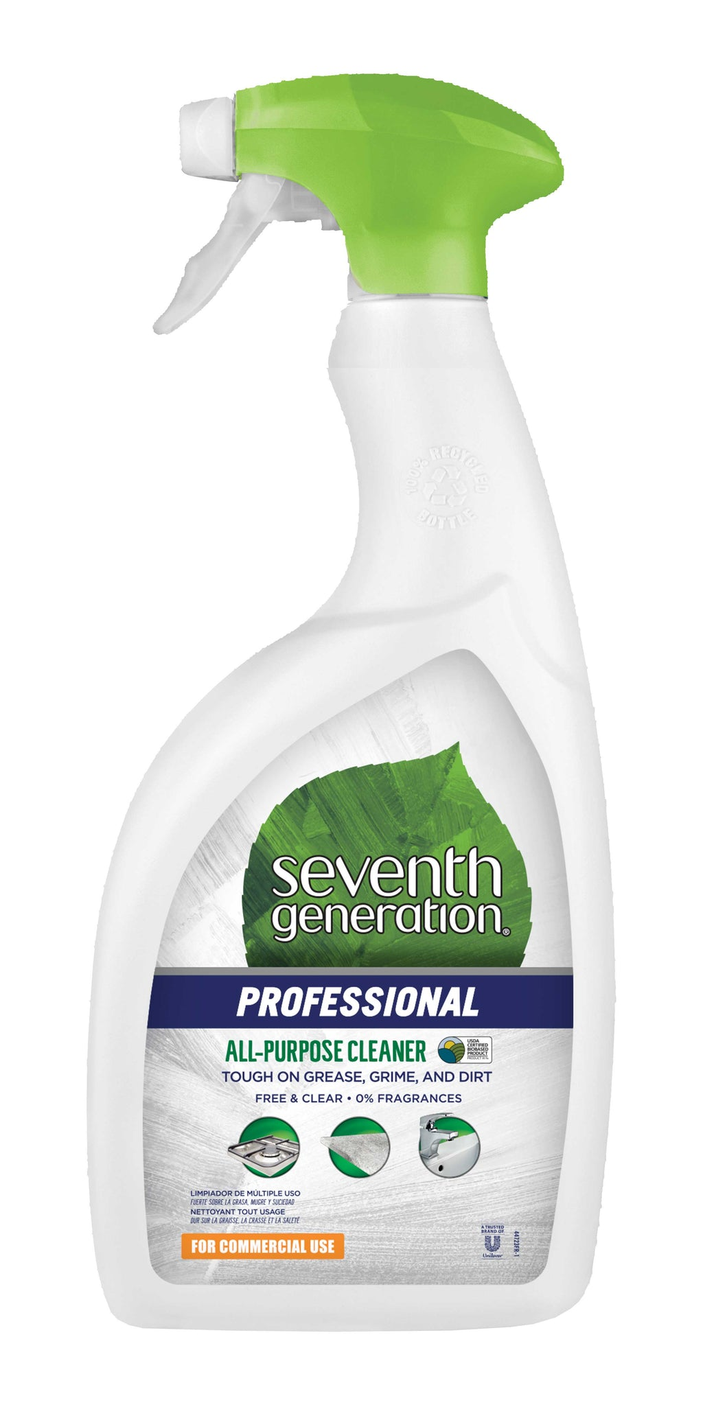 Seventh Generation Professional All Purpose Cleaner Spray 946mL