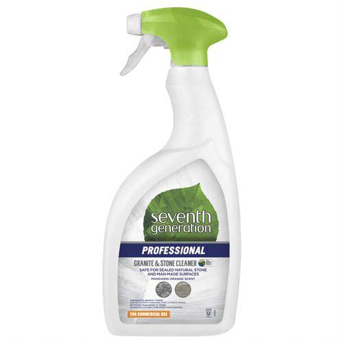 Seventh Generation Professional Granite & Stone Cleaner Spray 946 mL