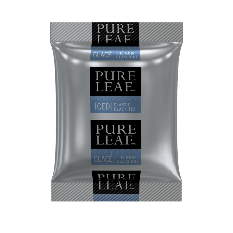 Pure Leafᵀᴹ Iced Loose Tea Pouch Black 3 oz, 32 count