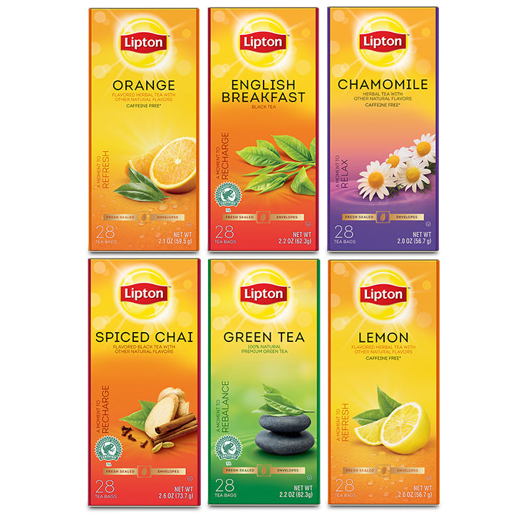 Lipton Assorted Variety Pack