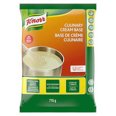 Knorr® Professional Culinary Cream Base 715 gr