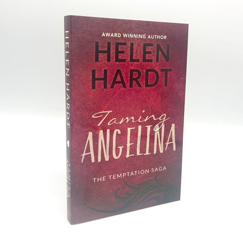Taming Angelina - Autographed