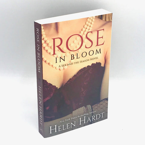 Rose in Bloom - Autographed