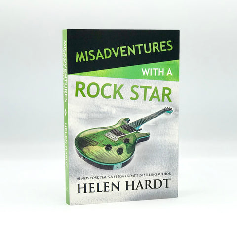 Misadventures with a Rock Star - Autographed
