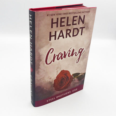 Craving - Hardcover - Autographed