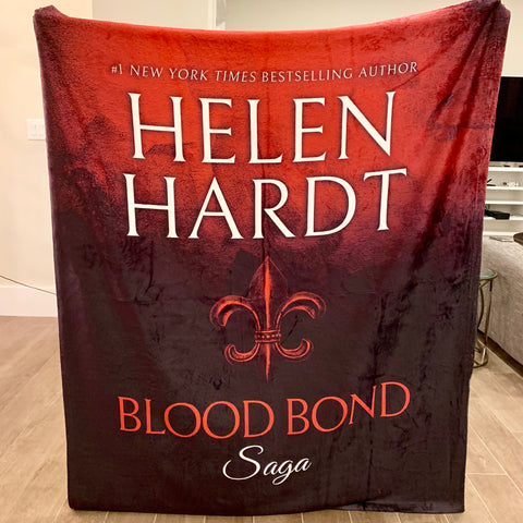 Blood Bond Saga Microfleece Blanket