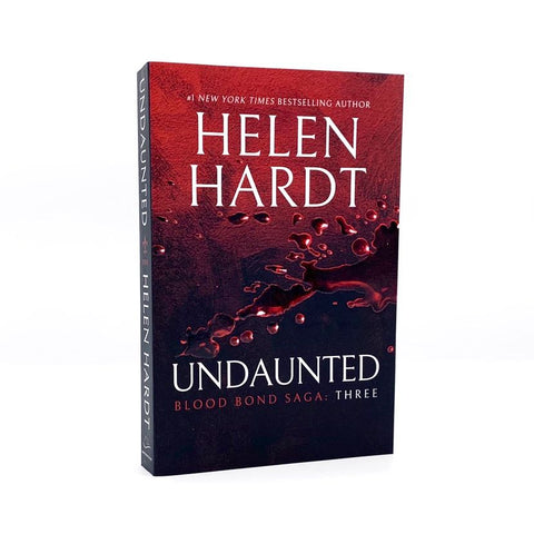 Undaunted (Blood Bond Saga Vol. 3) - Autographed